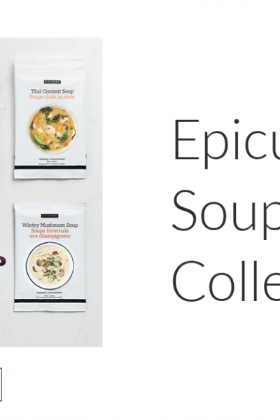 epicure souper supper collection