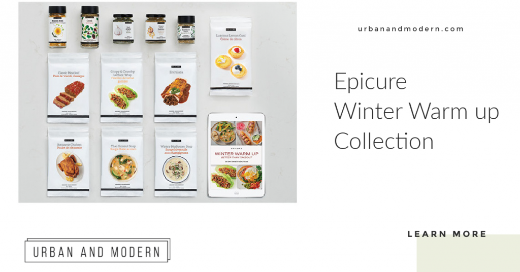 Winter Warm-Up Collection/ Better than Take out Collection 1