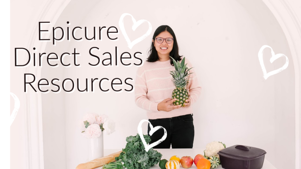 Direct Sales Training Resources - Epicure 1