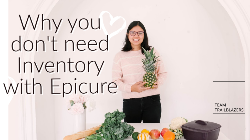 Why you don't need Inventory with Epicure 1