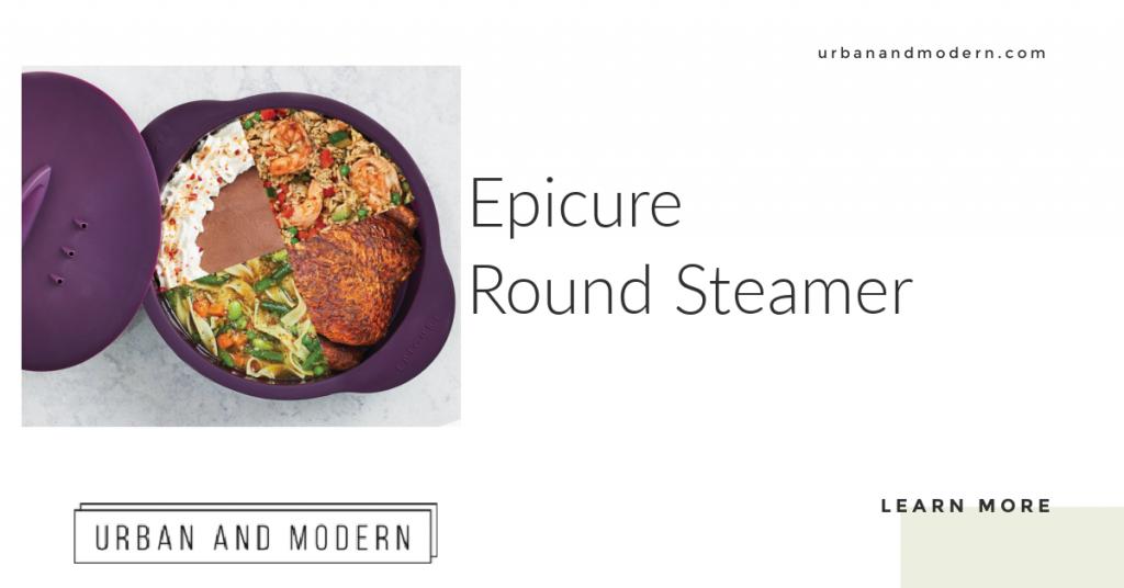 Epicure Round Steamer 1
