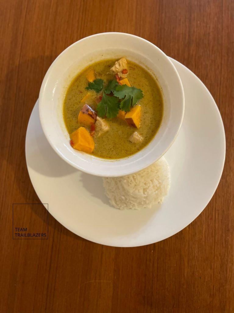 Epicure Coconut Soup