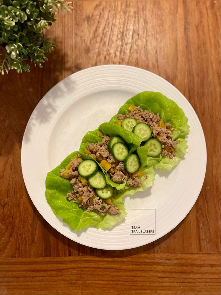 Epicure lettuce wraps