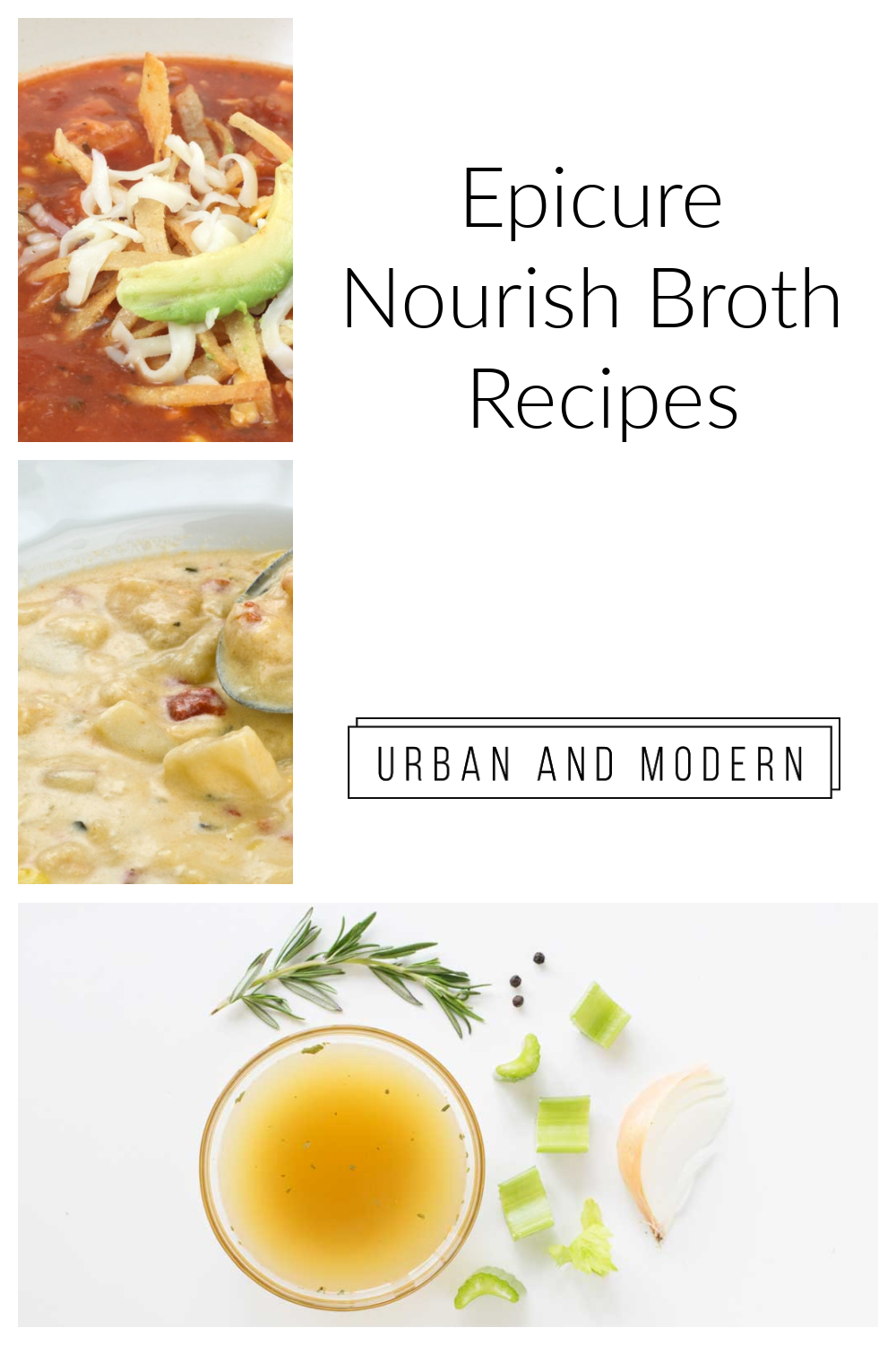 Epicure Nourish Broth