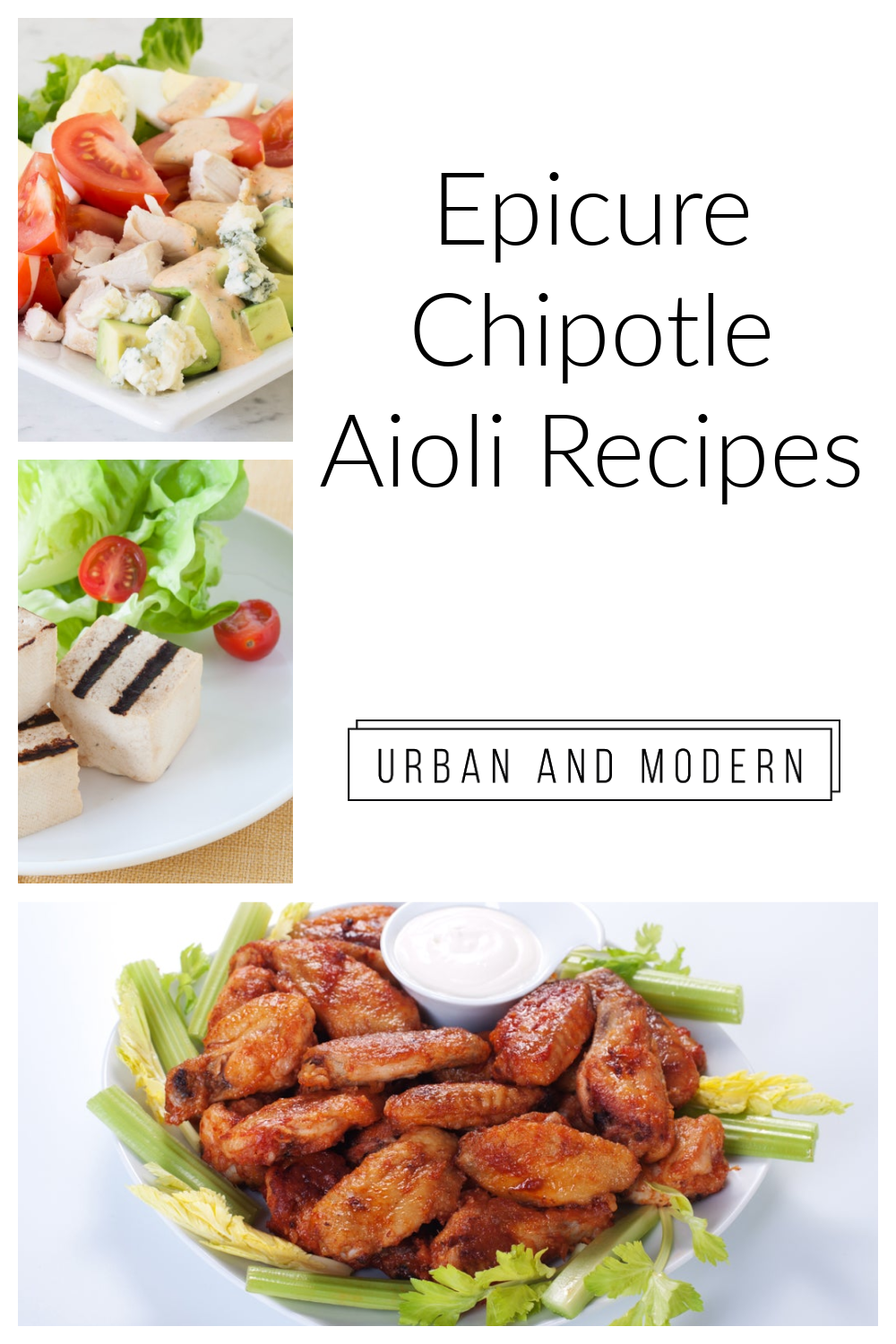 Epicure Chipotle Recipes