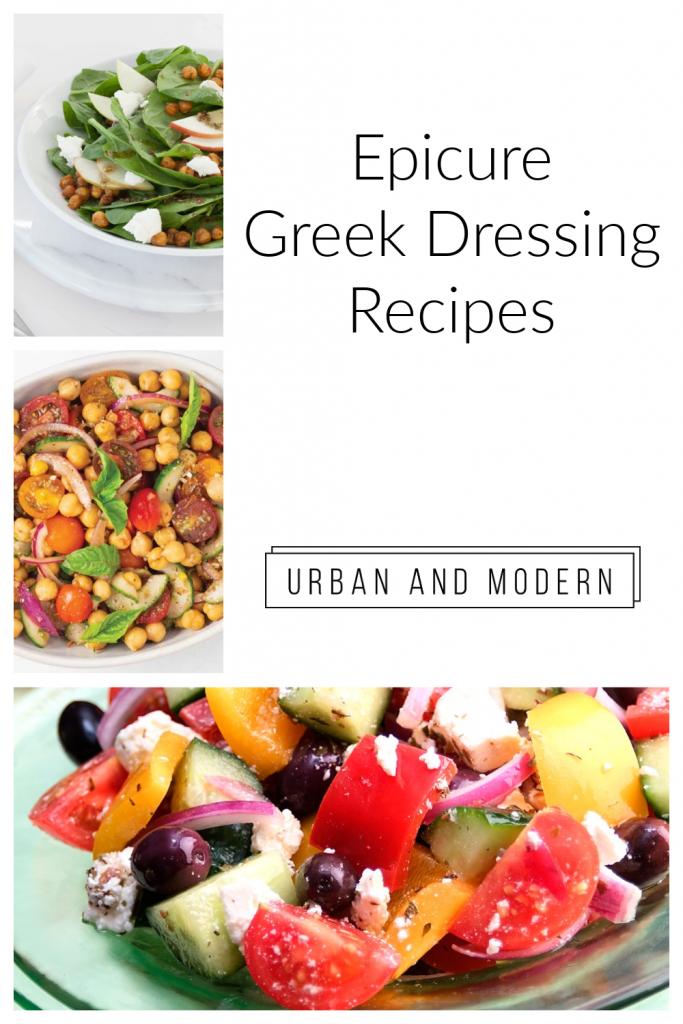 Epicure Greek Dressing 6