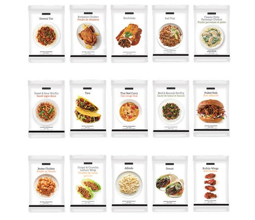 15 days of easy meals 2