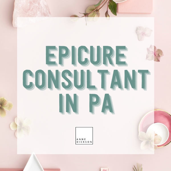 Epicure Consultant in Pennsylvania -Jackie Rand