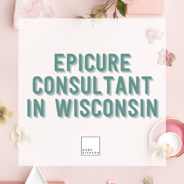 Epicure Consultant in Wisconsin Carla Bilgrien