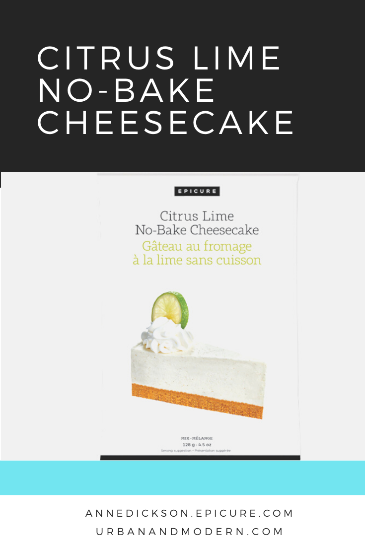 Epicure Lime Cheesecake