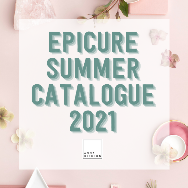 Epicure Summer Catalogue 2021
