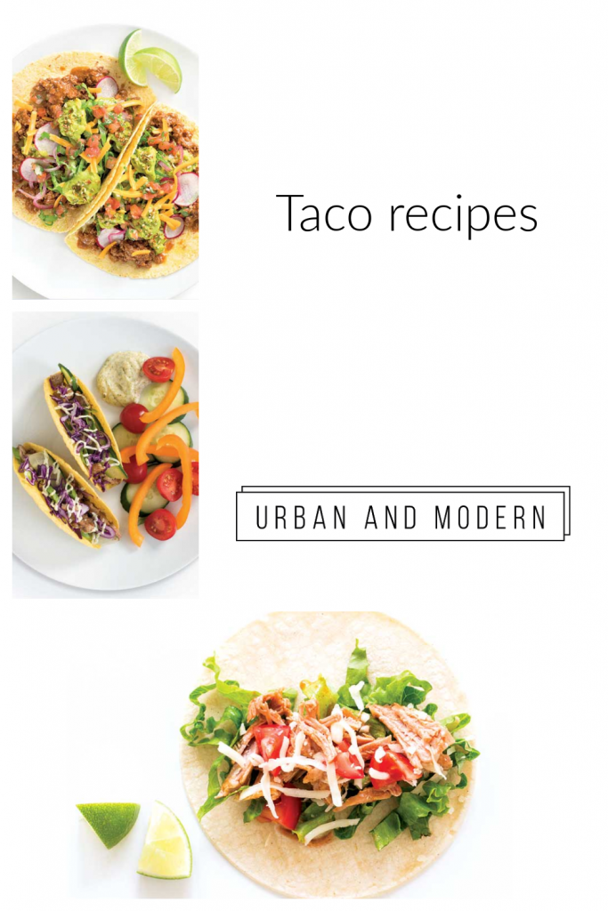 Epicure Taco recipes 1