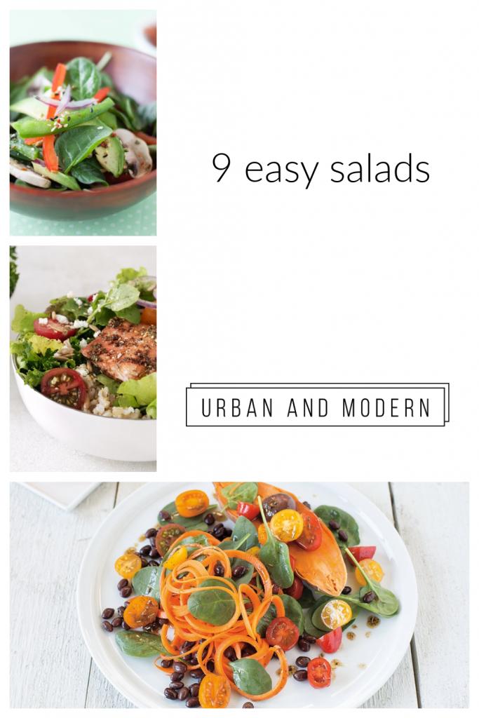 epicure salad recipes