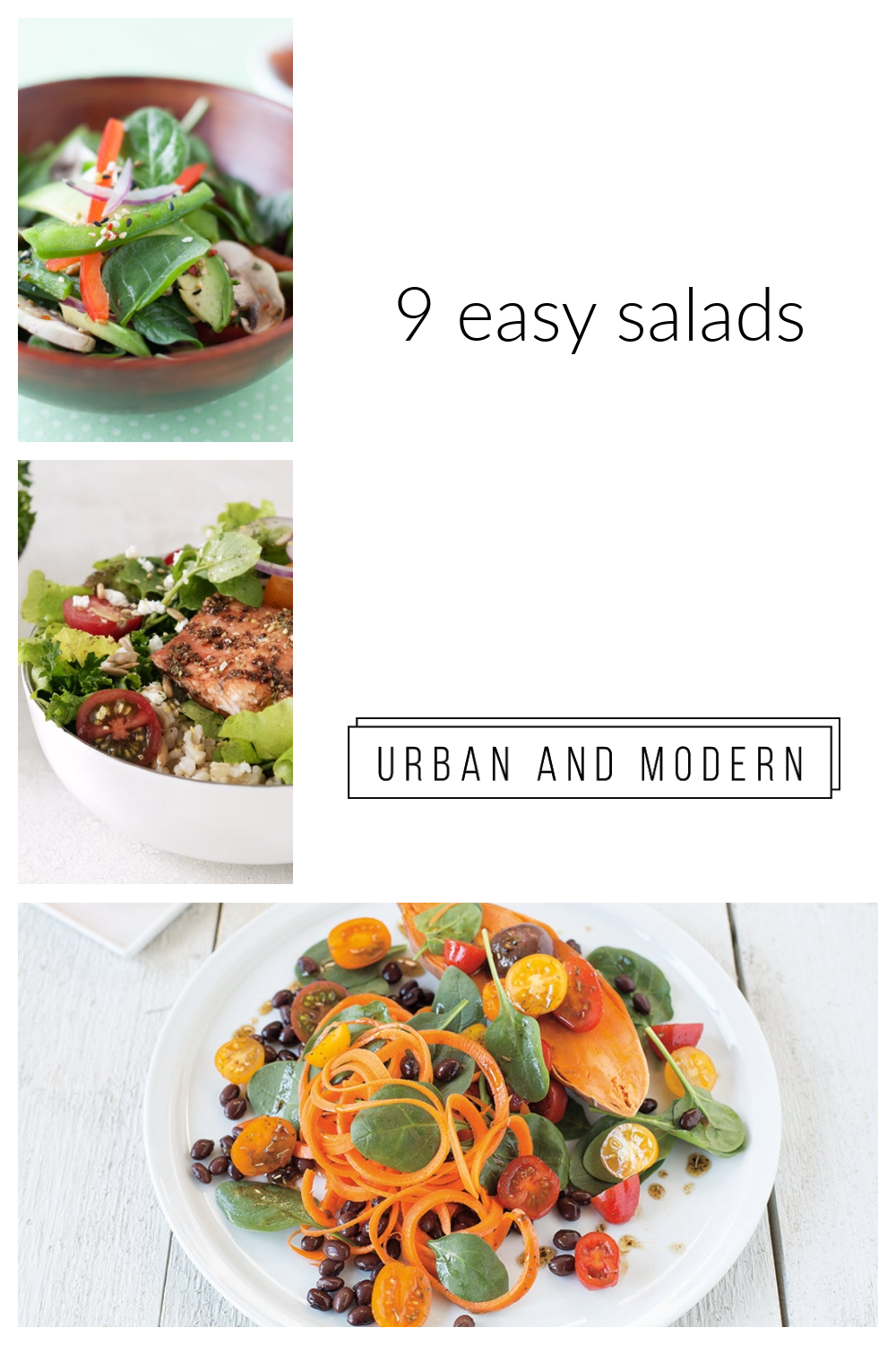 Epicure Salad Recipes