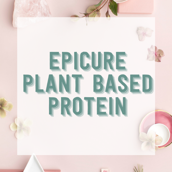 Epicure Plant-based protein