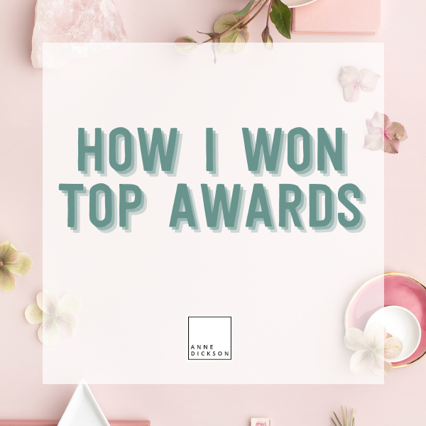 How I won top awards at my direct sales company