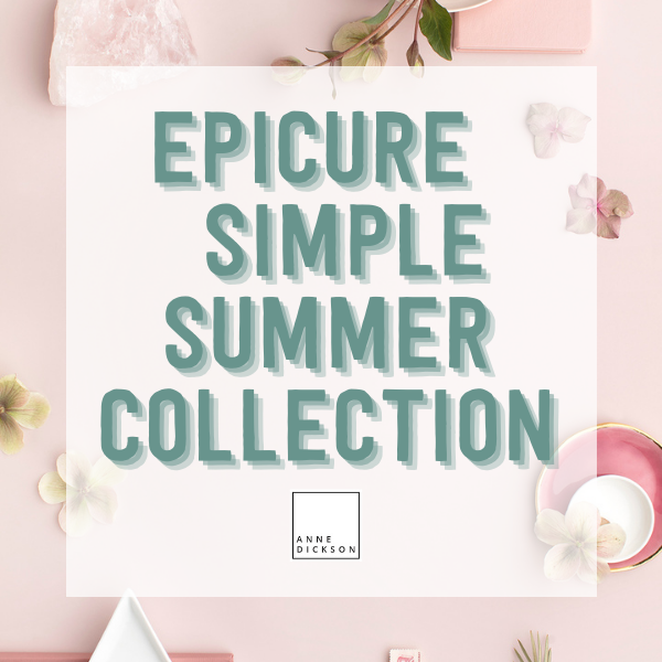 Epicure Simple Summer Collection