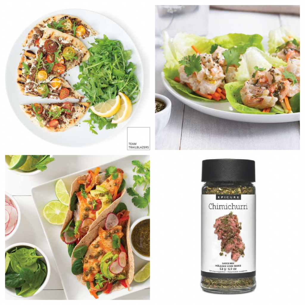 epicure summer items