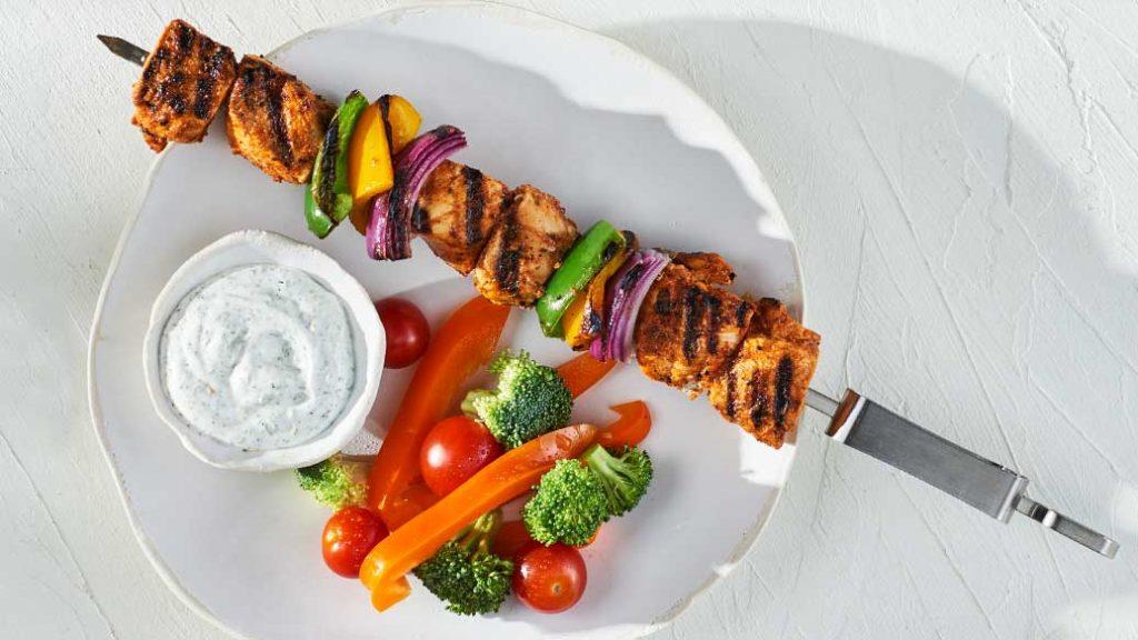 epicure chicken kebab