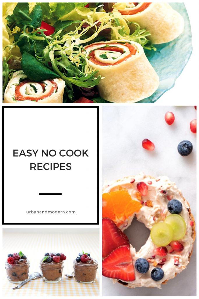 Easy No-Cook Recipes 1