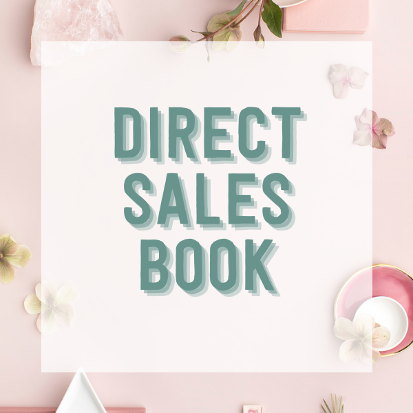 My Direct Sales Book is coming soon!