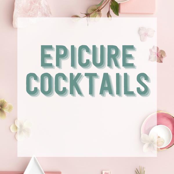 Epicure Cocktails