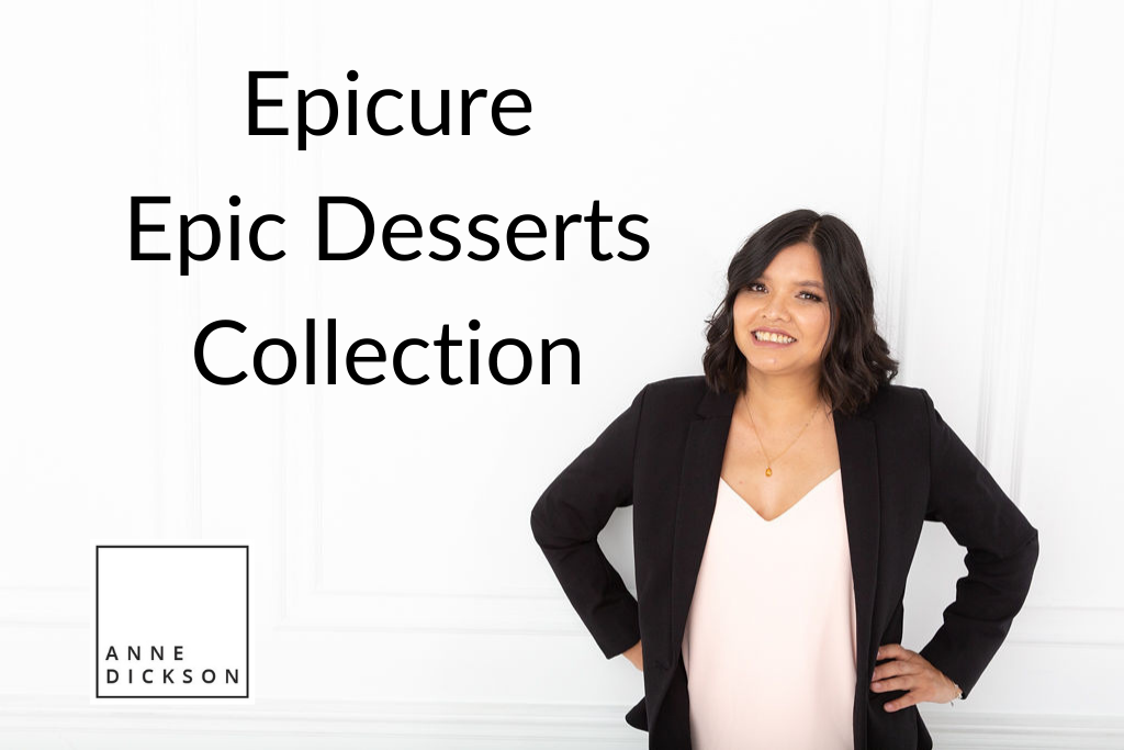 epic desserts collection