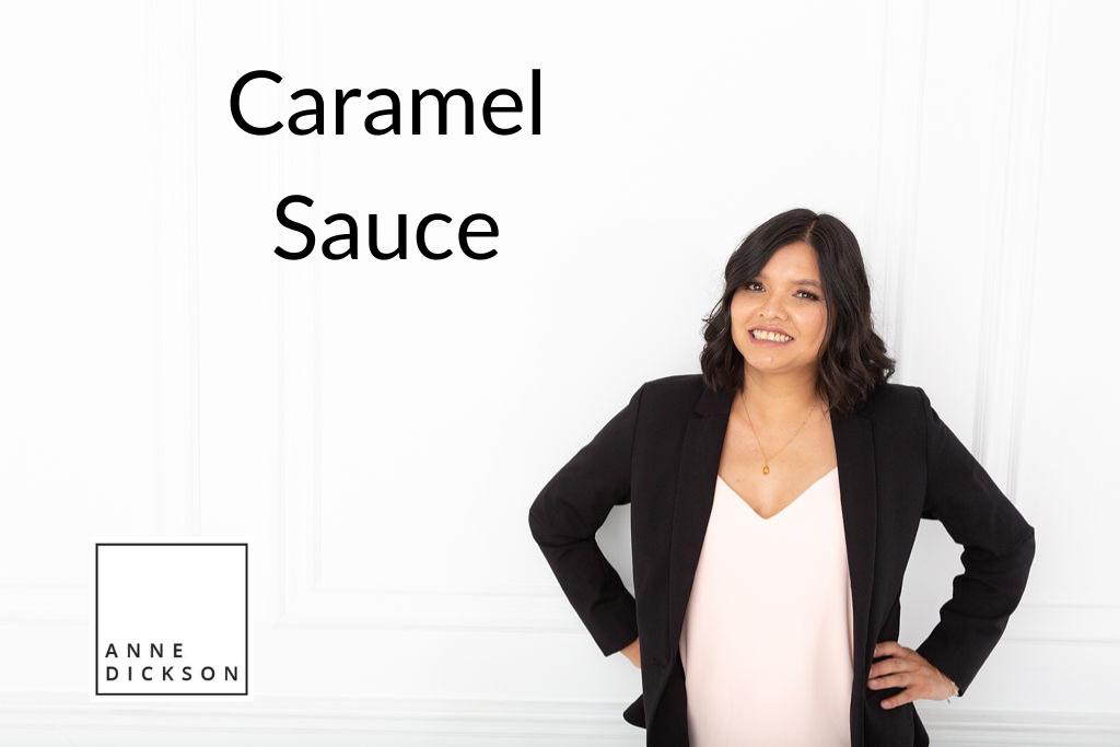 caramel sauce mix