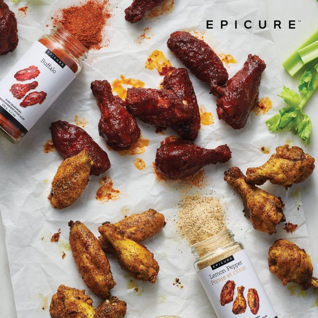 epicure wings