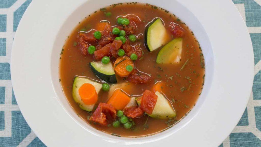 vegetable broths oup